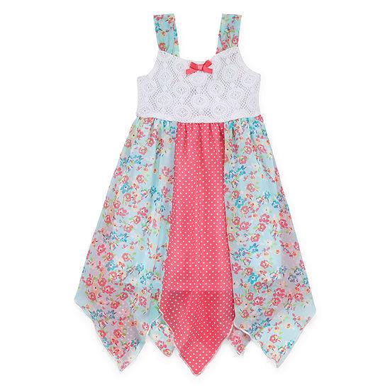 1e0ead0c Blueberi Boulevard Sleeveless Sundress - Toddler Girls - JCPenney
