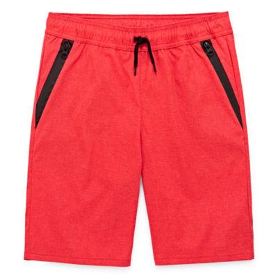 Arizona Boys Stretch Hybrid Short