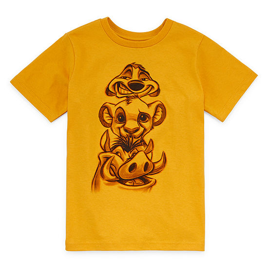 Disney The Lion King Graphic T-Shirt - Boys
