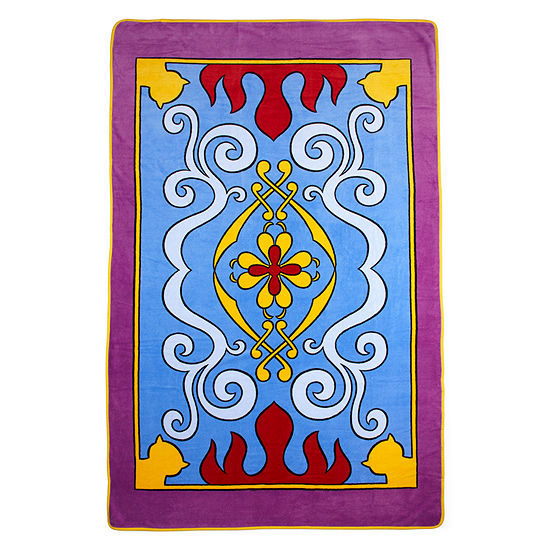 Disney Aladdin Fleece Throw