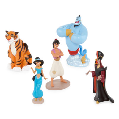 Disney Aladdin 5-Pc Figurine Playset