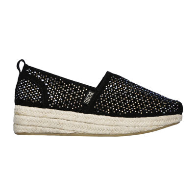 Skechers Womens Highlights Slip-On Shoe Closed Toe