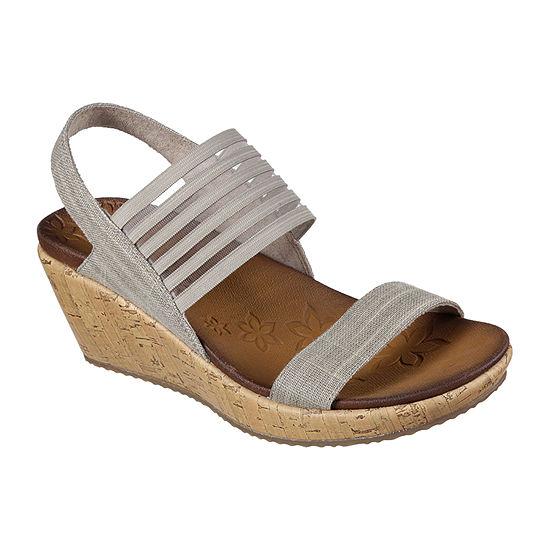 Skechers Womens Beverlee Strap Sandals
