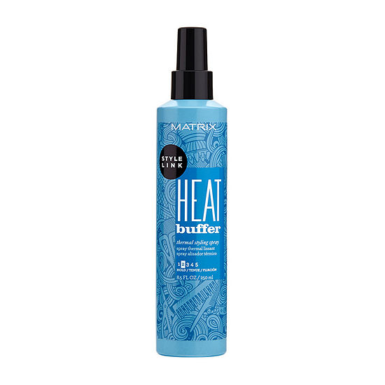 Matrix Style Link Heat Buffer Thermal Styling Spray 85 Oz