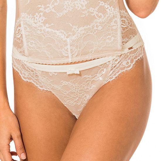 Dorina Fleur Microfiber Thong Panty D01210n