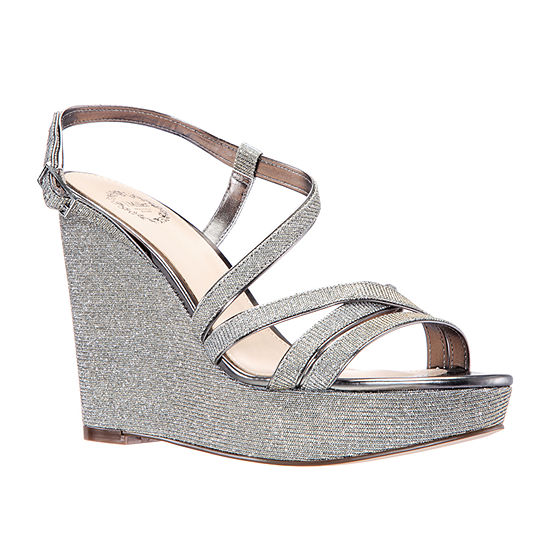 I. Miller Womens Valoy Wedge Sandals