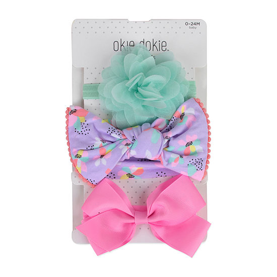 Okie Dokie 3-pc. Headband