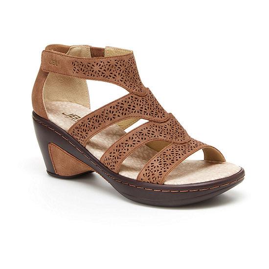 J Sport By Jambu Womens Bianca Gladiator Sandals