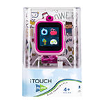 Itouch Playzoom Girls Pink Smart Watch-13673m-51-Fpr
