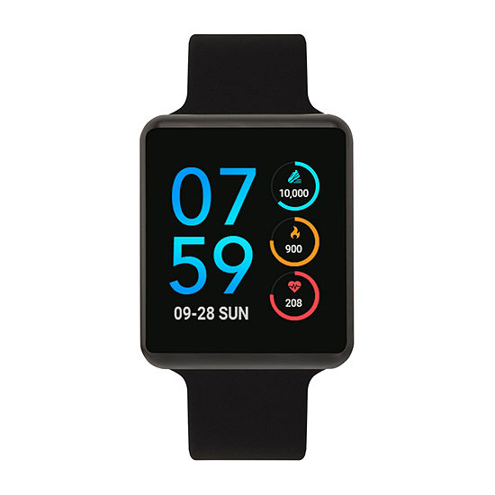 Itouch Air Se Mens Multi-Function Black Smart Watch-41101b-51-003