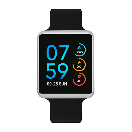 Itouch Air Se Mens Multi-Function Black Smart Watch-41105s-51-003