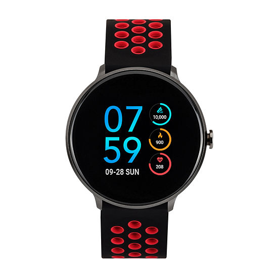 Itouch Sport Mens Multi-Function Two Tone Smart Watch-42103b-51-085