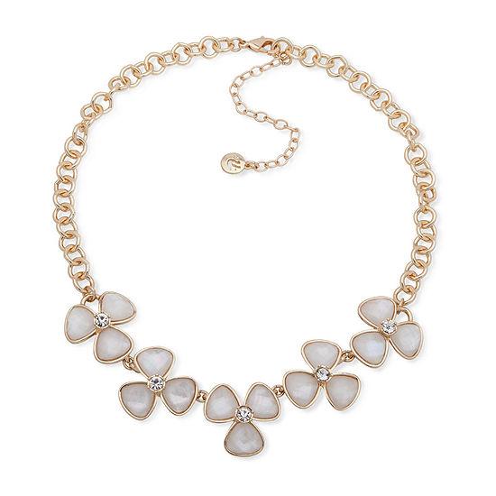 Gloria Vanderbilt 16 Inch Collar Necklace