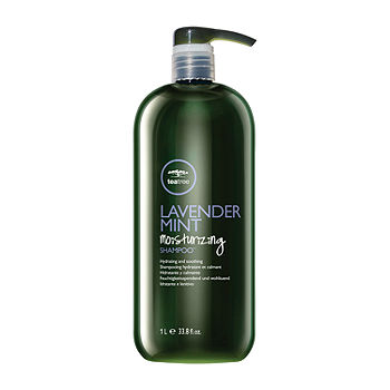 Tea Tree Lavender Mint Moisturizing Shampoo 33 8 Oz Jcpenney
