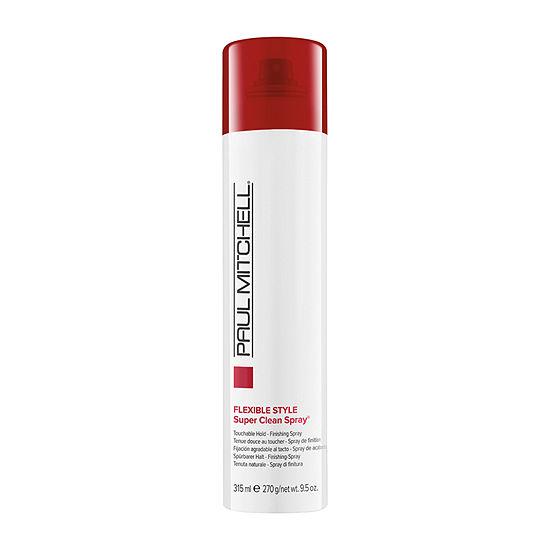 Paul Mitchell Super Clean Medium Hold Hair Spray-9.5 oz.