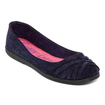 Guppy Love® Gummie Slip-On Flats