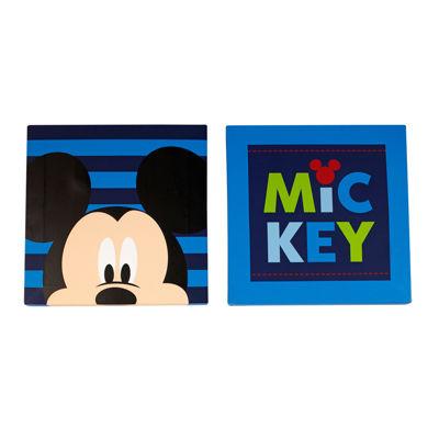 Disney Baby Mickey Mouse Wall Art