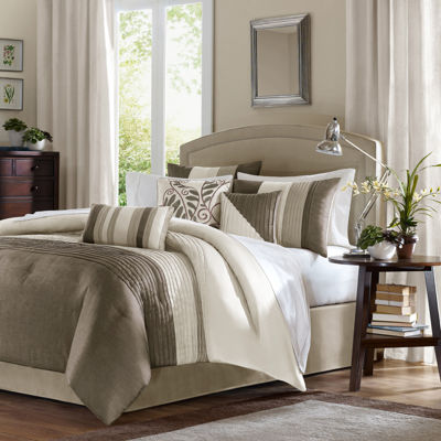Madison Park Eastridge 7-pc. Comforter Set