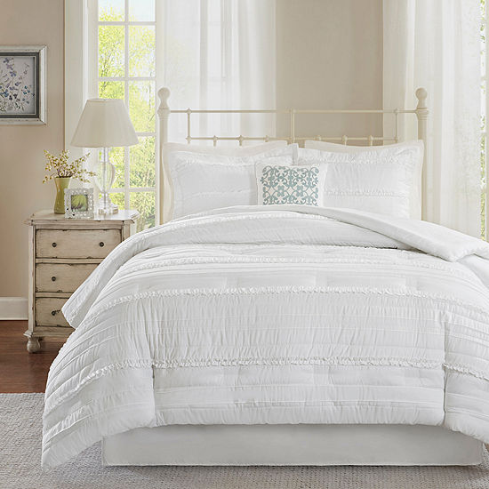 47acd6023d Madison Park Isabella 5 pc Comforter Set JCPenney