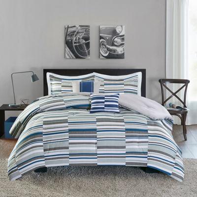 Intelligent Design Wyatt Comforter Set