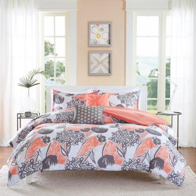 Intelligent Design Lily Comforter Set