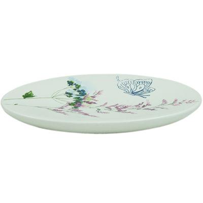 Bacova Indigo Wildflowers Soap Dish