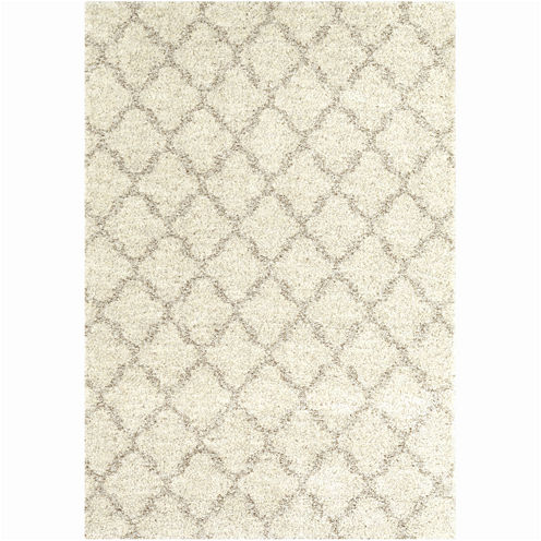 Karastan® Temara Lattice Rectangular Rug