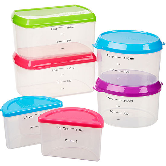 Fit & Fresh® Healthy Living 14-pc. Container Value Set