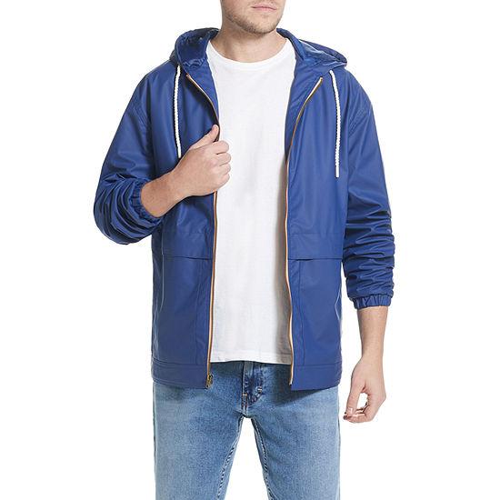 American Threads Rain Slicker Lightweight Raincoat