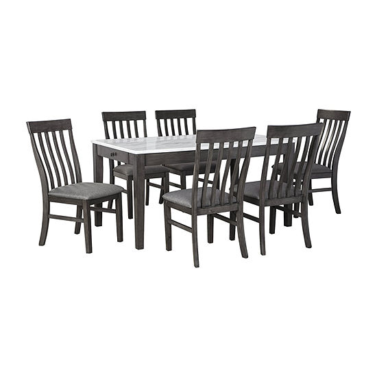Signature Design by Ashley® Luvan 7-Piece Dining Set
