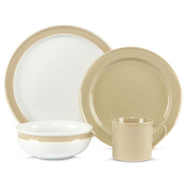 jcpenney.com | jcp EVERYDAY™ Crescent Rim Dinnerware