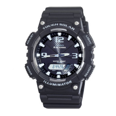 Casio Unisex Black Strap Watch-Aq-S810w-1av