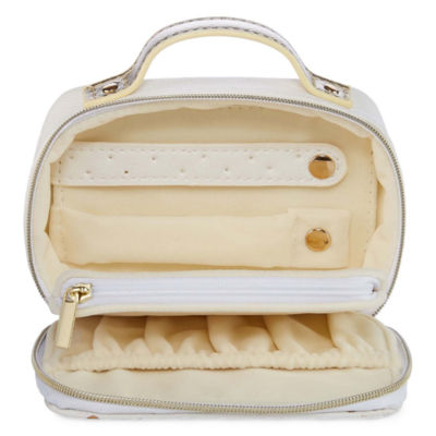 Ambrielle Bridal Jewelry Travel Case