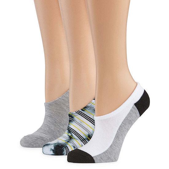 Converse 3-pc. Liner Socks - Womens