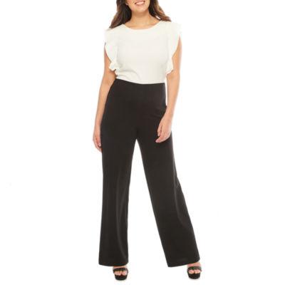 Melrose Short Sleeve Jumpsuit