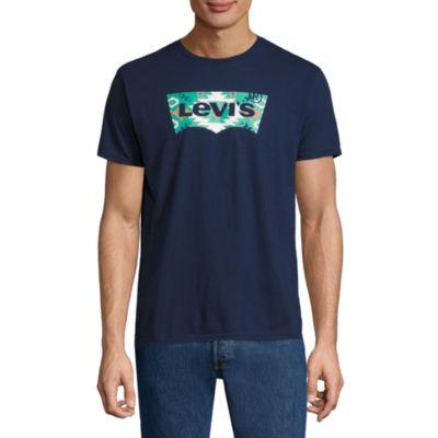 Levi's® Pierce Short Sleeve Logo T-Shirt