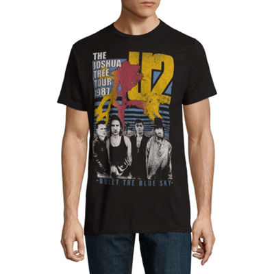 U2 Joshua Tree Tour Graphic Tee