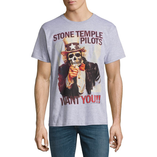 Stone Temple Pilots Graphic Tee