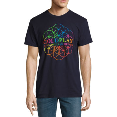 Coldplay Head Full of Dreams Graphic Tee