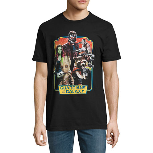 Guardians of the Galaxy Vintage Frame Graphic T-Shirt