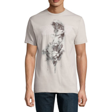 Guardians of the Galaxy Waterproof Starlord  Graphic T-Shirt