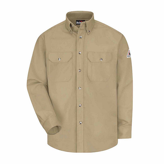 Bulwark® Long-Sleeve Dress Shirt