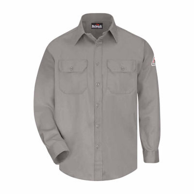 Bulwark FR Uniform ComfortTouch Shirt Big and Tall