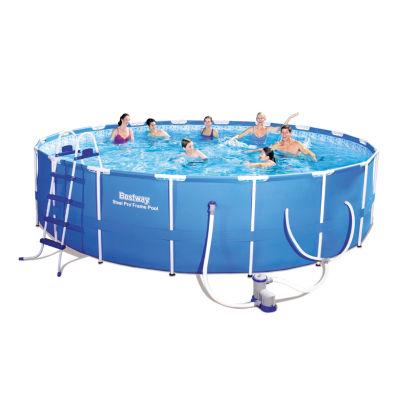 Bestway Steel Pro Frame Pool Set 18 Feet x 48 Inches