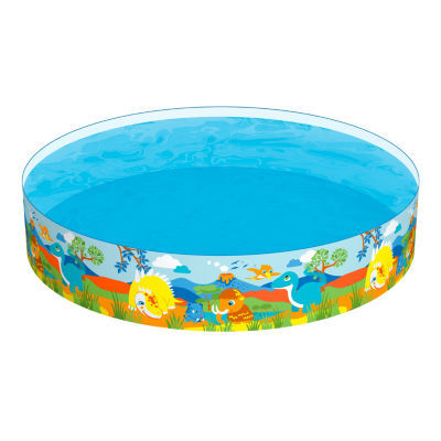 Bestway H2OGO 8 Foot Dinosaurous Fill 'N Fun Pool