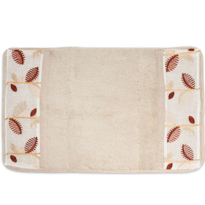 Popular Bath Alysia Bath Rug Collection