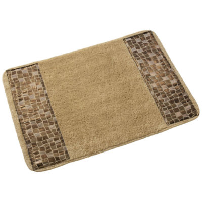Popular Bath Mosaic Bath Rug Collection