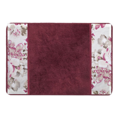 Popular Bath Secret Garden Bath Rug Collection