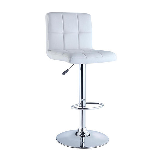 Quilted Bar Stool