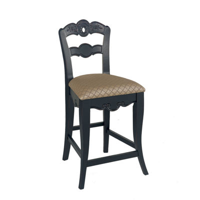 Hills Of Provence Upholstered Bar Stool